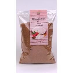Sůl Himalájská bílá jemně mletá HARISA 250 g DNM