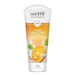 Sprchový gel HIGH VITALITY 200ml Lavera