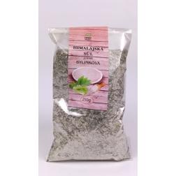 Sůl Himalájská bílá jemně mletá BYLINKOVÁ 250 g DNM