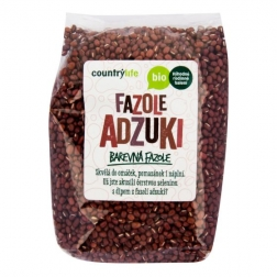 Fazole adzuki 1 kg BIO COUNTRY LIFE