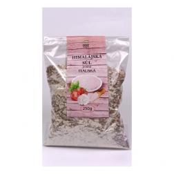 Sůl Himalájská bílá jemně mletá ITALSKÁ 150 g DNM