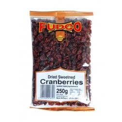 Brusinky 250 g FUDCO