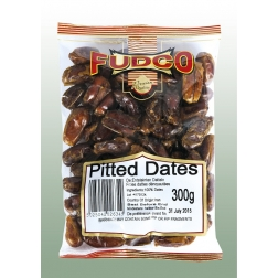 Datle bez pecky 300 g FUDCO