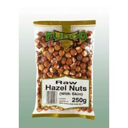 Lískové ořechy 200 g FUDCO