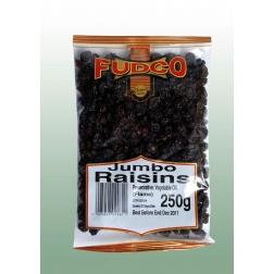 Rozinky JUMBO 250 g FUDCO