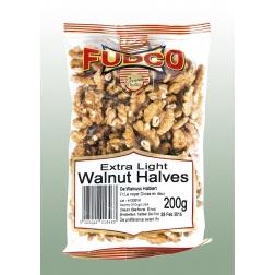 Vlašské ořechy - půlené 200 g FUDCO