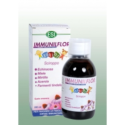 Echinaceový sirup Imuniflor junior 200 ml ESI