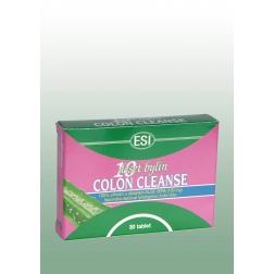 COLON CLEANSE TABLETY - vyprazdňování střev 30 ks ESI