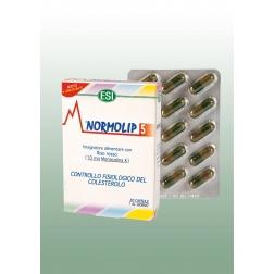 NORMOLIP - snížení hladiny cholesterolu 30 ks ESI