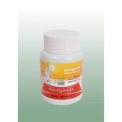 ASWAGANDHA ajurvédské kapsle 60 ks /250 mg DNM