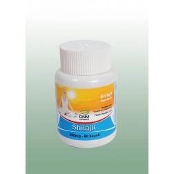SHILAJIT ajurvédské kapsle 60 ks/250 mg HESH