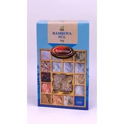 Bambova sůl 50 g DNM