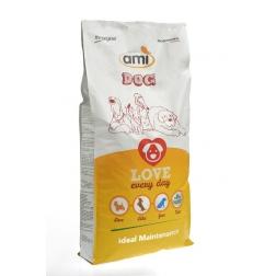AMI DOG rostlinné granule 12,5, kg AMI