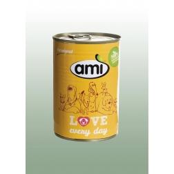 AMI DOG rostlinné krmivo v konzervě 400 g AMI