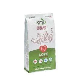AMI CAT rostlinné granule 1,5 kg AMI