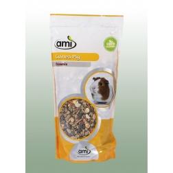 100 % rostlinné krmivo pro morčata 1 kg AMI
