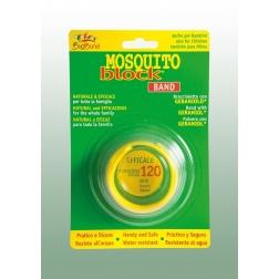 MOSQUITO BLOCK - ochranný náramek proti komárům 1 ks ESI