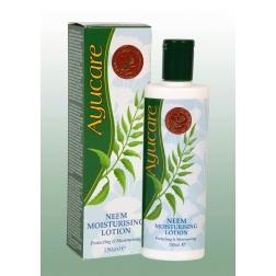 Neemové hydratační tělové mléko 150 ml AYUCARE