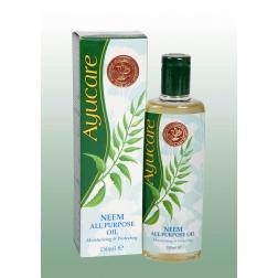 Neemový kosmetický olej 150 ml AYUCARE