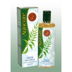 Neemový šampon 150 ml AYUCARE