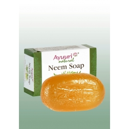 Mýdlo s neemem 100 g AYUURI