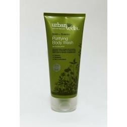 Tělový šampon s neemem 200 ml URBANVEDA