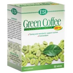 Zelená káva v tabletách 60 ks/500 mg ESI