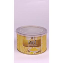 GHÍ - přepuštěné máslo v dóze 350 g/425 ml DNM
