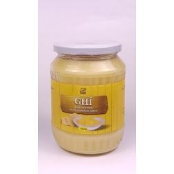 GHÍ - přepuštěné máslo ve skle 600 g/720 ml DNM