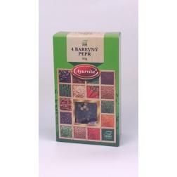 4 barevný pepř 20 g DNM