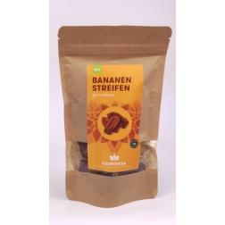 Banány sušené BIO 100 g COSMOVEDA