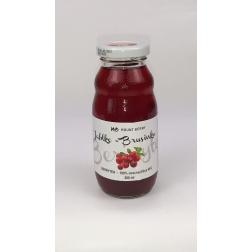 Ovocná šťáva JABLKO - BRUSINKA 200 ml
