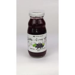 Ovocná šťáva JABLKO - ČERNÝ RYBÍZ 200 ml