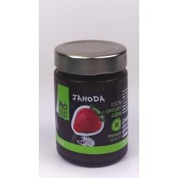 Džem jahodový BIO 200 g D N M