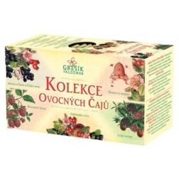 Kolekce Ovocných čajů (VALDEMAR GREŠÍK)