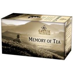 Memory of Tea 20 x 1,8 g (Valdemar Grešík)