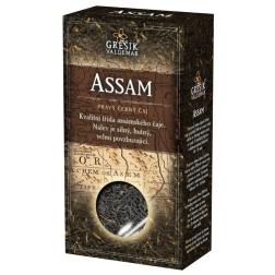 Assam - pravý černý čaj  70 g  (VALDEMAR GREŠÍK)