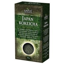 Japan Kokeicha - pravý zelený čaj 70g (VALDEMAR GREŠÍK)