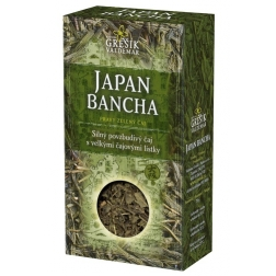 JapanBancha Japan Bancha - pravý zelený čaj 70g (VALDEMAR GREŠÍK)