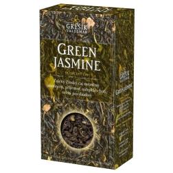 Jasmínový čaj Green Jasmine - pravý zelený jasmínový čaj 70g (VALDEMAR GREŠÍK)