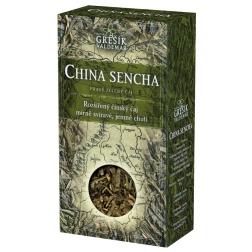 ChinaSencha China Sencha - pravý zelený čaj 70 g (VALDEMAR GREŠÍK)