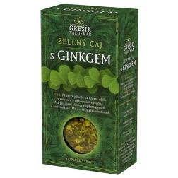 Zelený čaj s Ginkgem 70g (Valdemar Grešík)
