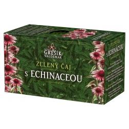 Zelený čaj s Echinaceou 20 x 1,5 g (Valdemar Grešík)