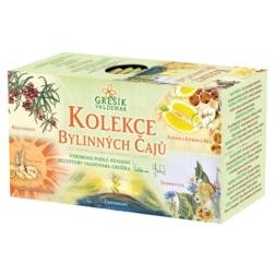 Kolekce Bylinných čajů  5 x 4 n.s. (Valdemar Grešík)