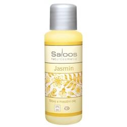 Tělový a masážní olej JASMIN BIO SALOOS