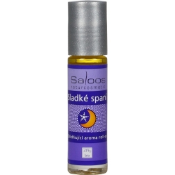 Sladké spaní Bio aroma roll-on SALOOS
