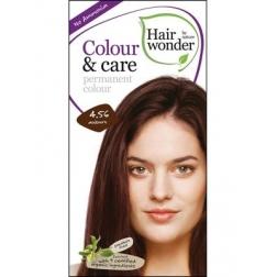 Hairwonder Přírodní dlouhotrvající barva BIO KAŠTANOVÁ 4.56