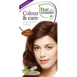 Hairwonder Přírodní dlouhotrvající barva BIO MAHAGON 5.5