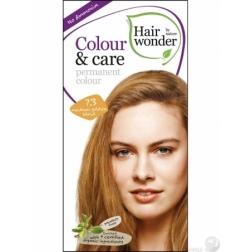 Hairwonder Přírodní dlouhotrvající barva BIO MEDIUM GOLDEN BLOND 7.3